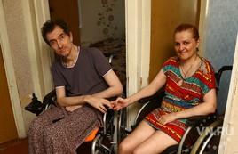 «Вдвоем легче» – восемь лет счастья супругов-колясочников