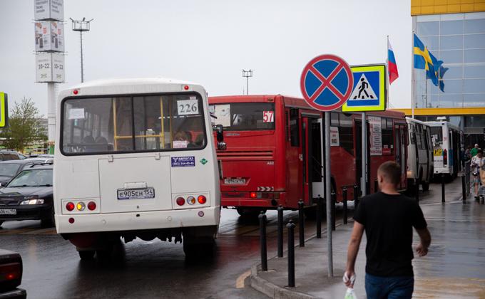 Сотню новых автобусов закупят в Новосибирске к МЧМ-2023
