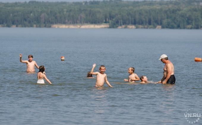 Девять берегов открыты вНовосибирской области
