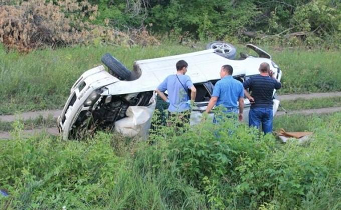ВДТП под Новосибирском погибли две девушки имужчина