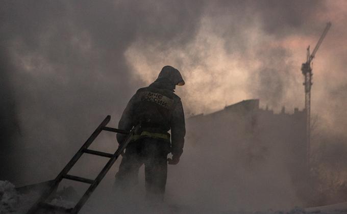 Погибли в огне 40 жителей Новосибирской области