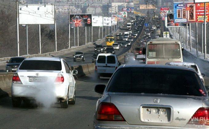 Автомобили вНовосибирске дорожают скорее, чем квартиры