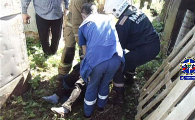 Угарный газ погубил двух мужчин в Искитиме