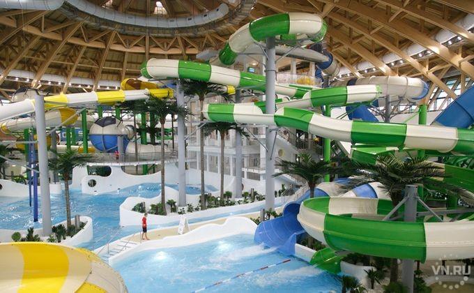 где находится аквапарк в красноярске фото и цены