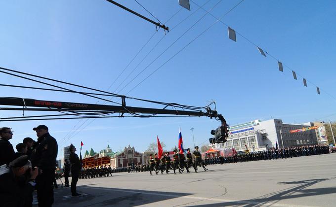 Парад Победы 9 Мая 2019 в Новосибирске – где смотреть онлайн