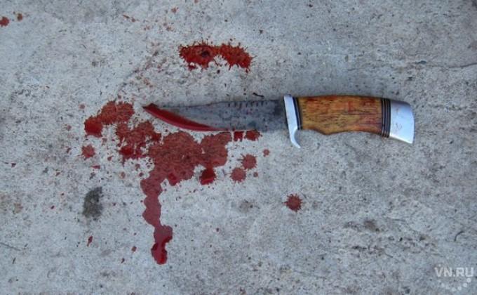 ВНовосибирске отчим пырнул ножом вгрудь своего пасынка