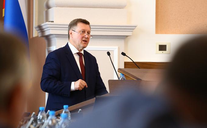 Анатолий Локоть подал документы в избирком на выборы мэра