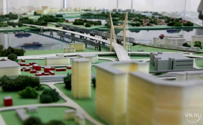 Наразвязках четвертого новосибирского моста непредусмотрели светофоры