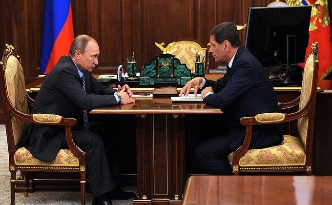 Путин рассчитывает, что МФХ поддержит заявку Новосибирска намолодёжныйЧМ похоккею