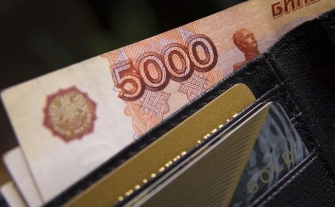 Средняя заработная плата вКрасноярском крае продолжает медленно уменьшаться