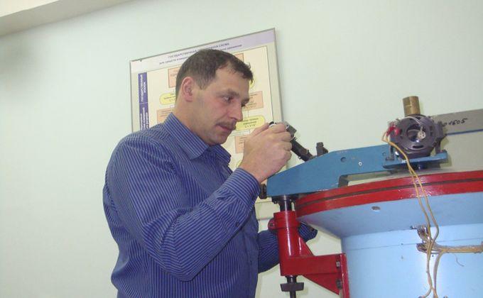 Начальник отдела виброакустических и магнитных измерений ФБУ «Новосибирский ЦСМ» Игорь Коган