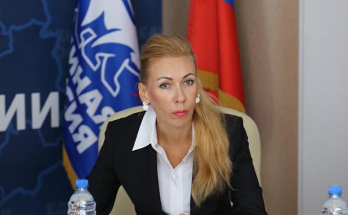 фото пресс-службы новосибирского отделения партии Единая Россия