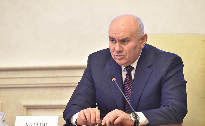 В руководстве НСО обсудили проблемы назерновом рынке