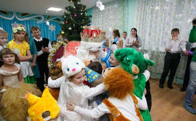 Дедушка Мороз изВеликого Устюга приедет вТольятти 18декабря