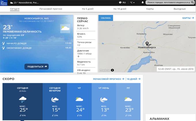 Погода в маренкино на 2 недели