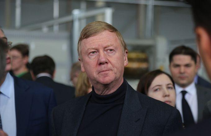 Анатолий Чубайс прибыл вНовосибирскую область стрехдневным визитом