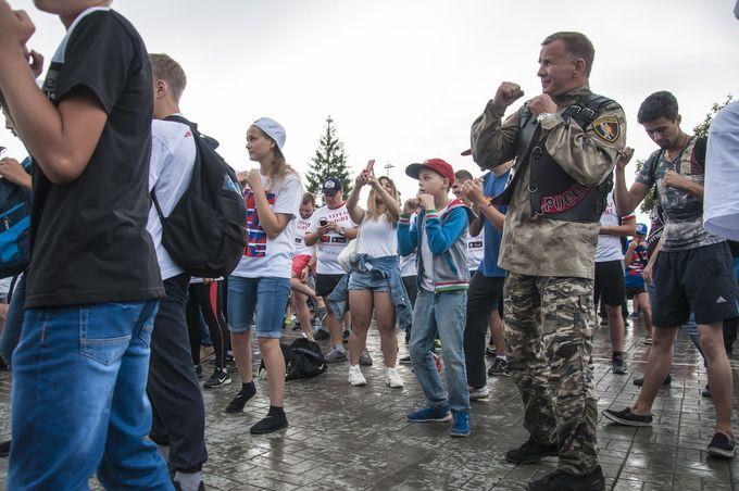 Кремлев: День русского бокса пройдет в предстоящем 2018-ом наКрасной площади